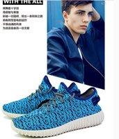 Wholesale 2015 NEW brand Swede Leather casual men s shoe matching flat running shoes Men sneakers tenis masculino size