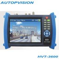 Wholesale HVT CCTV security SDI camera Tester monitor