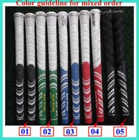 golf grip - 2015 Hot item Golf Pride Golf grips For Golf Driver Grips or Golf Irons Grips new model golf clubs golf rubbers