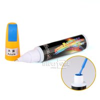 Cheap Sky Blue Fix It Car Coat Paint Touch Up Clear Pen Scratch Repair Remover Filler Sealer Pen Tools