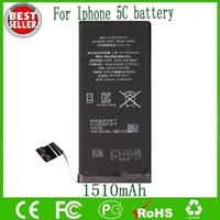 best cellphone battery - Best Quality AAA mAh V Lithium polymer Cellphone Battery For Apple iPhone C Batteries
