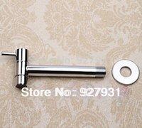 Wholesale and Retail Chrome Finish Bathroom Washing Machine Tap Washing Machine Single Handle Washer Faucet