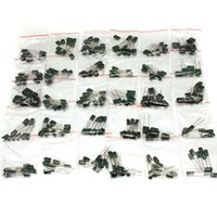 Wholesale 278 Values Polyester Film Capacitor Assorted Assortment Kit pf nf