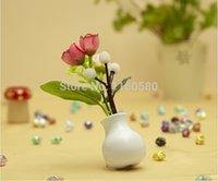 berry energy - New Romantic Mini Led Cute Color Changing berries LED Rose Night Light Energy Saving Light Control Lamp Sensor
