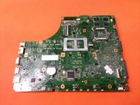 asus laptop nvidia - For Asus K53E K53SD Laptop motherboard Non integration REV