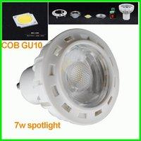 beam spot size - COB w led spot light GU10 Hole size mm led spot lighting W degree narrow beam for indoor decoration