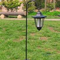 Wholesale Four Seasons Solar Flicker Candle Hang Path Light