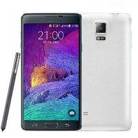 Wholesale HDC N9100 inch MTK6582 Quad Core SM N9100 QHD Android GB ROM Quad Band G WCDMA MP Unlocked Smart Cell Phone N910F