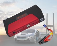 Wholesale New Mah Multi Function Car Jump Starter Power Bank Rechargable Battery V