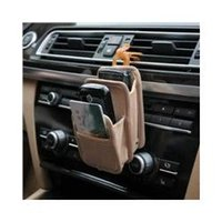 Wholesale Hui utility Vehicle Compartment With Outlet Tube Placement Phone Wallet Tissue Beverages A