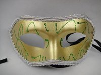 Wholesale Halloween mask party mask Halloween Mask gift holiday items flathead painted mask
