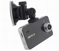 Wholesale 2015 Hot Selling K6000 car dvr camera HD P FPS TFT LCD Vehicle Video Recorder Dash Cam car black