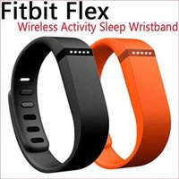 Wholesale 2015 Fitbit Flex Wristband Band Wearables Straps Clasp Replacement Rubber TPU Wrist Strap Wireless Activity Bracelets Wristband With Clasps