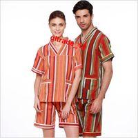 bath towels striped - 10 TOPB4778 hot Unisex Nightwear Robes Pajama Bath Robe Sauna Suits SPA salon towel clothes Bathrobe Gown suits Bath sauna suits sleepwear
