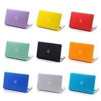 macbook - Hard Crystal Plastic Protective Case for inch Macbook Air Pro with Retina Laptop Crystal Frosted Rubberized Protector Cover Shell