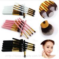 Wholesale Makeup Brushes Tools Sets Make Up Brushes Set Professional Portable Full Cosmetic Brush Eyeshadow Lip Brush with opp bag