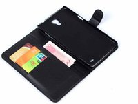 book flip - new for Samsung mega case luxury Wallet Credit Card Book Style Flip Stand Leather Case Back Cover for SS galaxy Mega G7508Q Leather Case