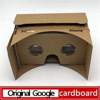 Wholesale Google Cardboard Google phone D virtual reality glasses glasses Mirror Storm STORM