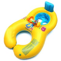 baby inflatable play ring - Safe Inflatable Mother Baby Swim Float Raft Kid s Chair Seat Play Ring Pool Bath