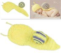 Cheap NEW Toddler Boy Girl Baby Beanie Costume Animal Hats Caps Sets Taking Photography Props Knit Crochet DEG
