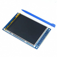 atom module - Electronic Components LCD inch touch screen TFT LCD color screen module ILI9341 compatible punctuality atom