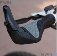 bicycle bar grips - Bike Bicycle Handlebar human design comfortable and durable Claw Cleat Grips Cycle Horn Bar Handle pairs
