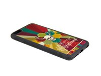 best rubber glue - Best sublimation Rubber case for iphone plus with plates and glue