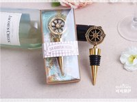 begin shipping - 200PCS Our Adventure Begins Bottle Stopper romantic wedding party favor gift guest present