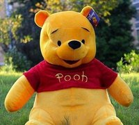 Wholesale New Giant Plush Winnie Pooh Bear Doll Toy cm quot H
