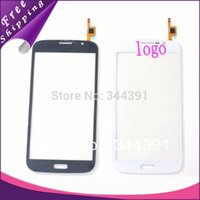 Cheap 10pcs lot Touch Screen For Samsung Galaxy Mega 5.8 i9150 i9152 With Digitizer lens glass Free Shipping