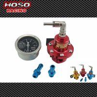 Wholesale Sard Competition Adjustable Fuel Pressure Regulator Liquid Gauge for Honda Acura for all car