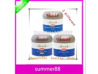 Wholesale 3pcs IBD Builder Gel oz g Strong UV Gel Pink Clear White for nail art false tips extension color to choose
