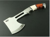 axis laser - NEW Browning Outdoor Camping Axe Survival Kit Fire Ax Genuine Laser Patterns