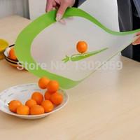 antibiotics classification - Large resin scrub classification cutting board fruit cutting board transparent cutting board antibiotic slip resistant