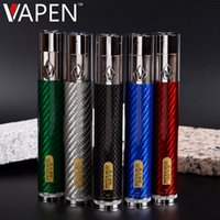 Wholesale Original VAPEN W variable wattage battery mm mAh carbon fiber sub ohm resistance for Atlantis Subtank Mods RDA free