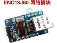 Wholesale Long Ge Electronics ENC18J60 network module Ethernet module communication module to send data