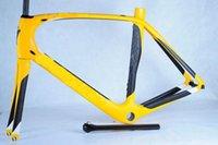 Wholesale 2016 full carbon road bike frames bicycle frames road bicycle frame carbon bike frames K carbon bike frames UD carbon bike frames on sale