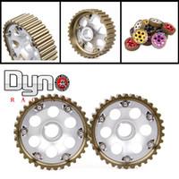 Wholesale DYNO RACING Cam Gears Pro Series silver Integra DOHC B16 B17 B18 B20 H23A1