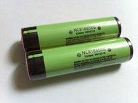 Cheap Genuine NCR18650B 3400mah 3.7v rechargeable battery high capacity 18650 battery for portable DVD 3D printer