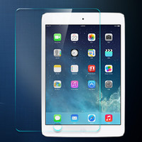 Wholesale For Ipad Pro Tempered Glass Front Clear Guard Screen Protector for apple iPad Pro tablet Anti explosion Protectors