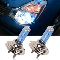 Wholesale High quality V W H7 Xenon Light Car Halogen Bulbs Super White Headlight Light