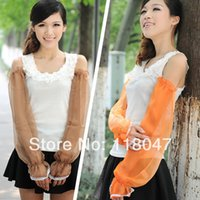 Wholesale New lace women long sleeve Prevent bask in cuff Uv protection