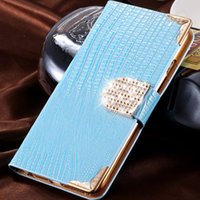 apple iphonr - Rhinestone Bling Diamond Leather Case For Apple iPhone Wallet With Card Holder Strap Magnetic Chip Cover For iphonr Plus