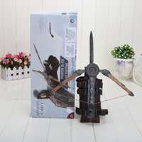 Wholesale Assassins Creed Unity Hidden Blade Action Figure Edward Kenway Cosplay Costume New in Retail Box