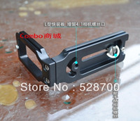 arca swiss system - MPU L Shape Quick Release Plate Bracket For All Camera Arca Swiss QR System Tripod Head
