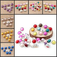 Wholesale Mix styles Round mm noosa new Pretty cartton noosa Interchangeable Snap Buttons DIY Jewelry Accessory Ginger Snap Jewelry E97J