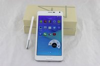 Wholesale 5 inch Note4 MTK6582 Quad Core Note N9800 MP Smart Phone G GB Android GPS Health Phone