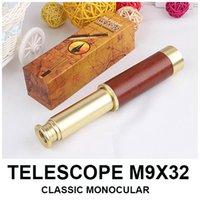 Wholesale telescope M9 X classic monocular magnification X objective diameter mm