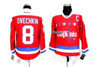 best dryer brands - 2016 New Brand Discount Men s Washington Capitals ovechkin red Jersey Ice Hockey Jerseys Best Quality Low Price