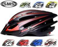 Wholesale SMS S5 Bicycle Helmet Bike Highway Road Helmets MTB Sports Cycling Casco Accessories Size cm